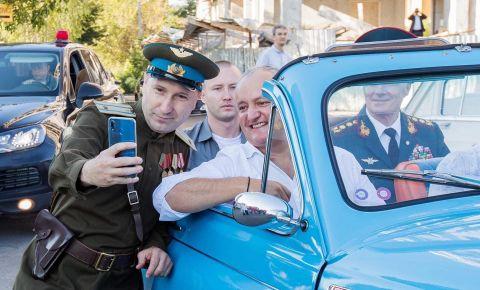 Церемония возложения цветов в честь 76-й годовщины Ясско-Кишиневской операции