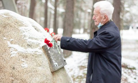День неизвестного солдата в Литве