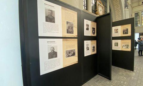 В Москве открылась выставка личных фотоархивов семей полководцев Великой Отечественной войны