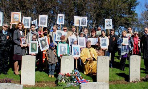«Бессмертный полк» Исландии
