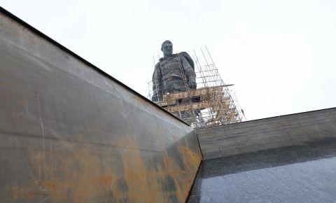 Ржевский мемориал станет первым крупнейшим памятником подвигу советских солдат