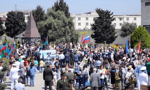 «Бессмертный полк» Азербайджана