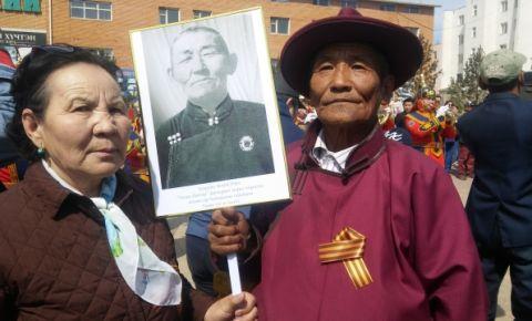 «Бессмертный Полк» Монголии