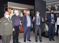 Уникальная выставка «Оружие Победу» открыта в Тамбове
