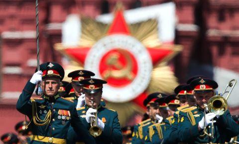 24 июня 2020 года Парад на Красной площади в честь 75-летия Великой Победы