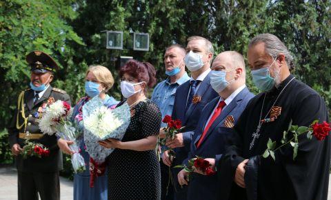 Акция «Свеча Памяти» прошла в Киргизии