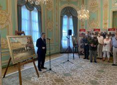 В Чехии состоялось памятное мероприятие по случаю 80-летия начала Великой Отечественной войны