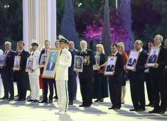 В Туркменистане отметили День Победы и провели шествие  «Бессмертный полк»