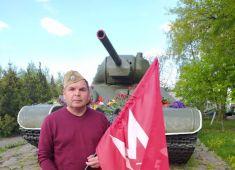 В Киеве в День Победы прошёл автопробег