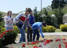 В Азербайджане отметили 75-летие Победы в Великой Отечественной войне