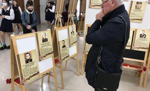В Абхазии открылась фотовыставка «Лица Победы. Наша память и гордость»