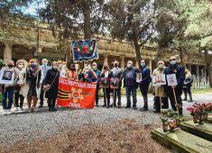 В Вероне прошёл праздничный концерт «Салют Победы», в Милане, Болонье, Удине и Триесте - возложение венков к захоронениям советских партизан