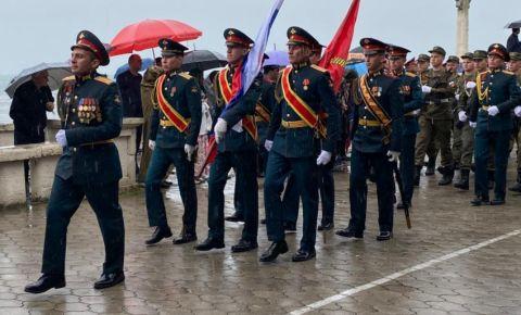 В Абхазии прошел ряд праздничных мероприятий, посвященных 76-й годовщине Победы в Великой Отечественной войне