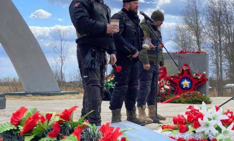 В Санкт-Петербурге стартовал международный мотомарш «Дороги Победы - Дорога домой»