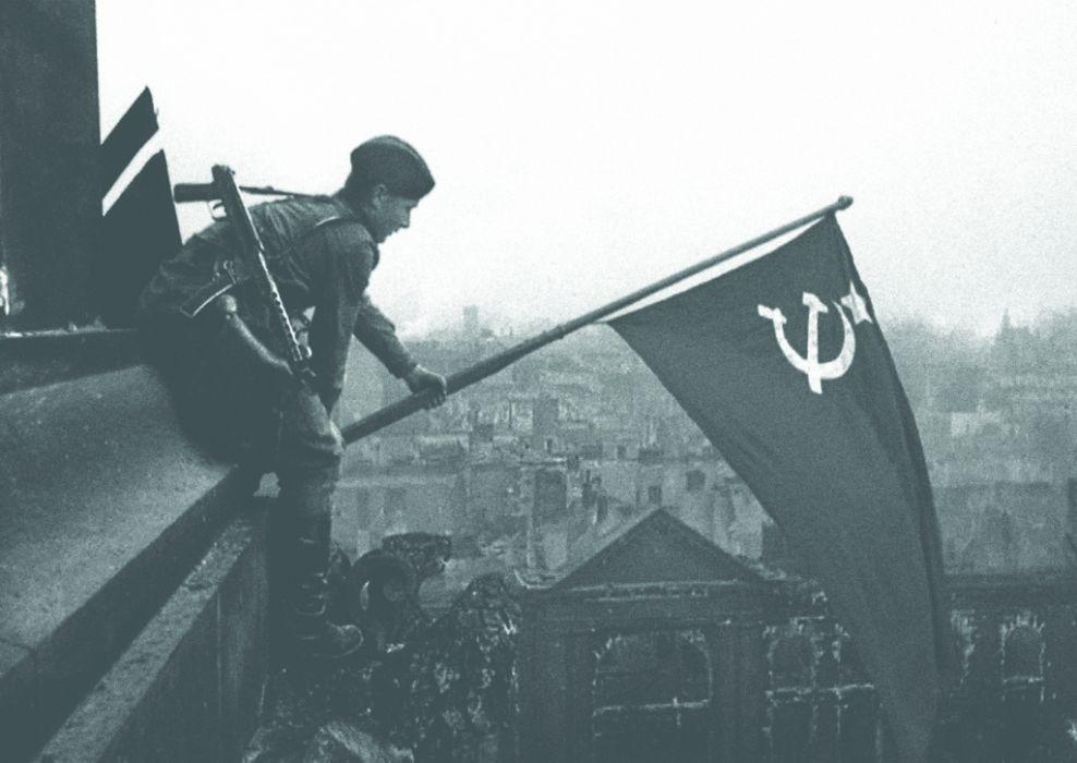 30 апреля 1945 года: Знамя Победы над Рейхстагом