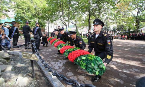 На Камчатке почтили память участников Курильского десанта