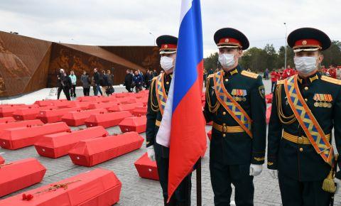 В Тверской области завершилась экспедиция «Ржев. Калининский фронт»