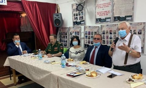 Посол России в Израиле встретился с ветеранами-участниками Великой Отечественной войны