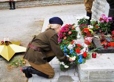 В Эстонии прошли мемориальные мероприятия посвященные 77-й годовщине освобождения Таллина от немецко-фашистских захватчиков